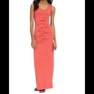 Nicole Miller Artelier Vanessa Jersey Maxi Dress